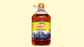 华建纯香亚麻籽油十分受客户钟爱,需求量大!