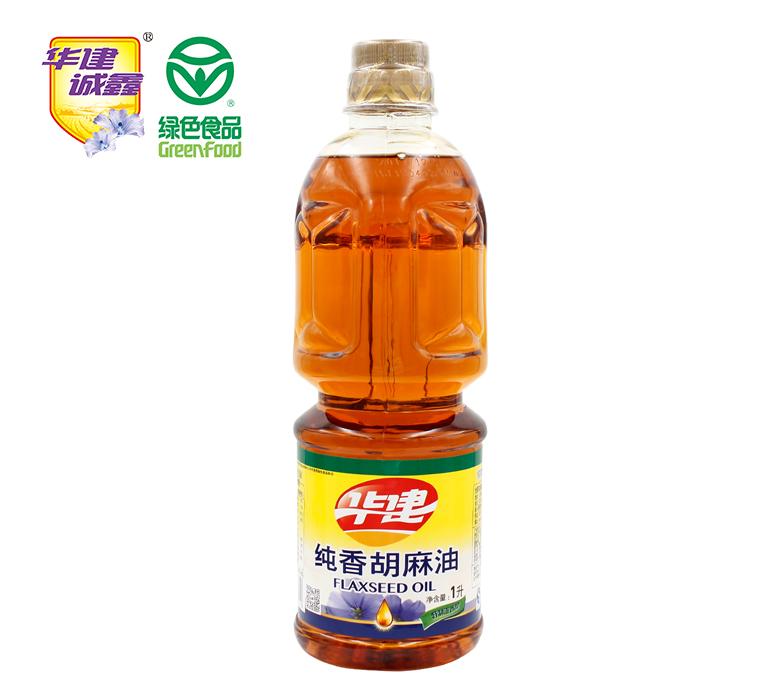 纯香胡麻油1L