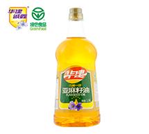 压榨一级亚麻籽油1.8L