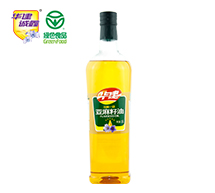 压榨一级亚麻籽油1L