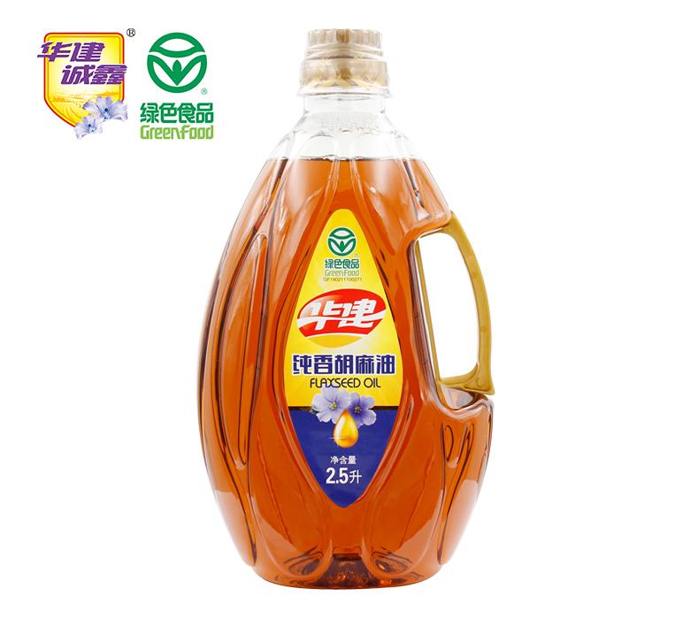 纯香胡麻油2.5L