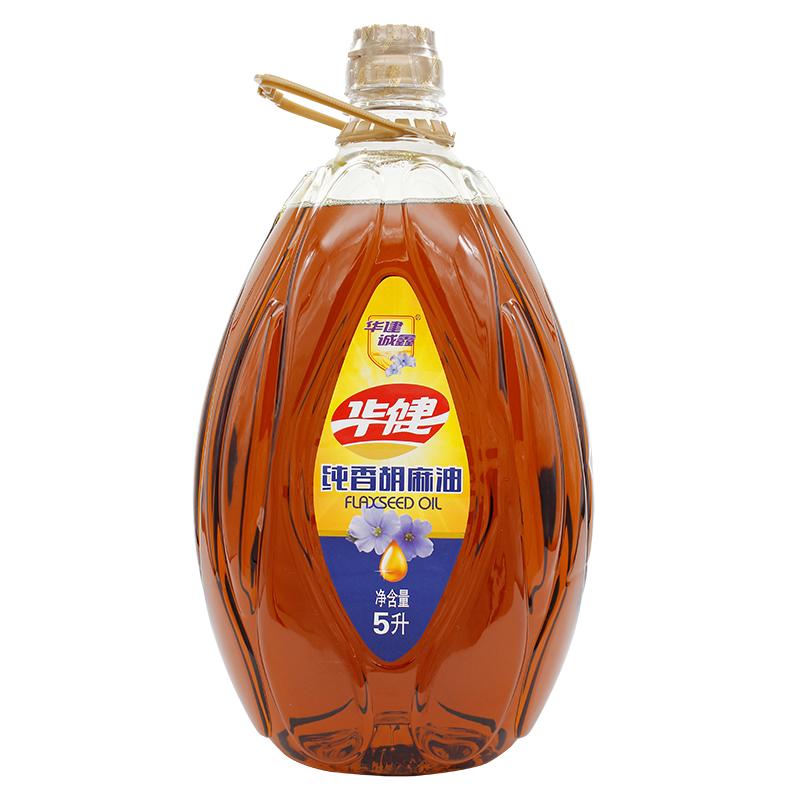 纯香胡麻油5L